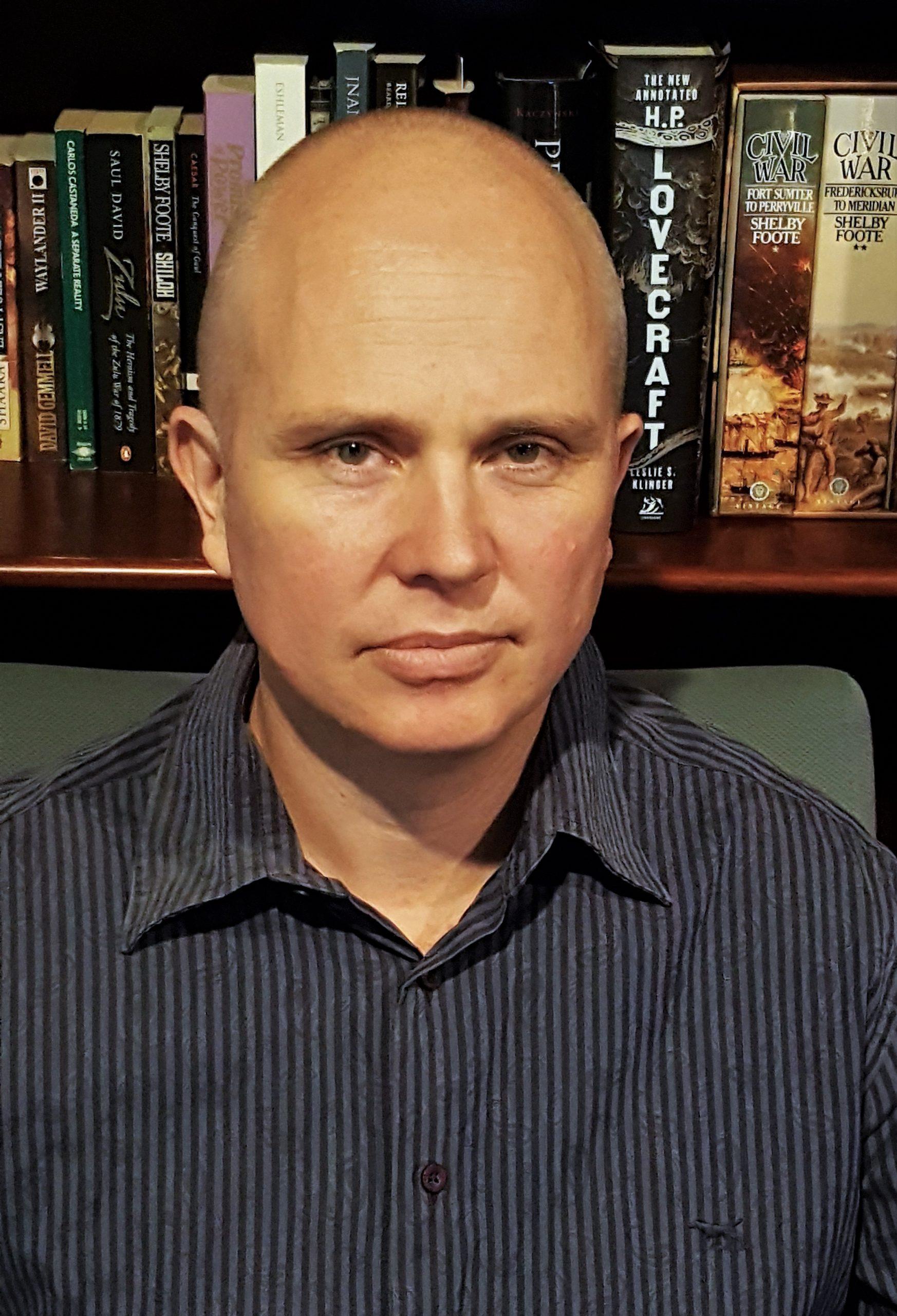 Simon McHardy